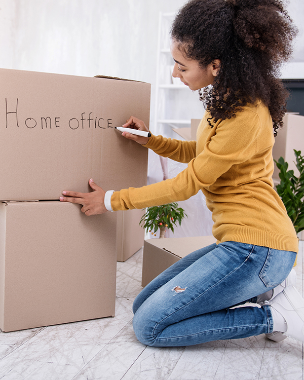 moving boxes checklist