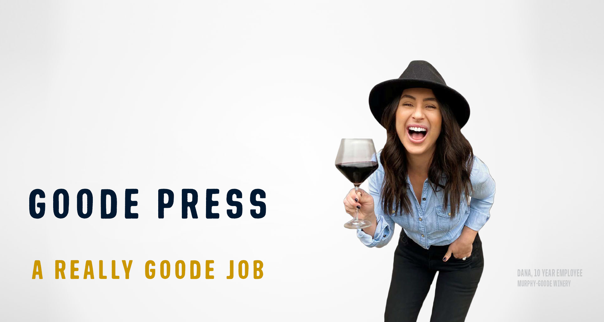 A Really Goode Job - Goode Press