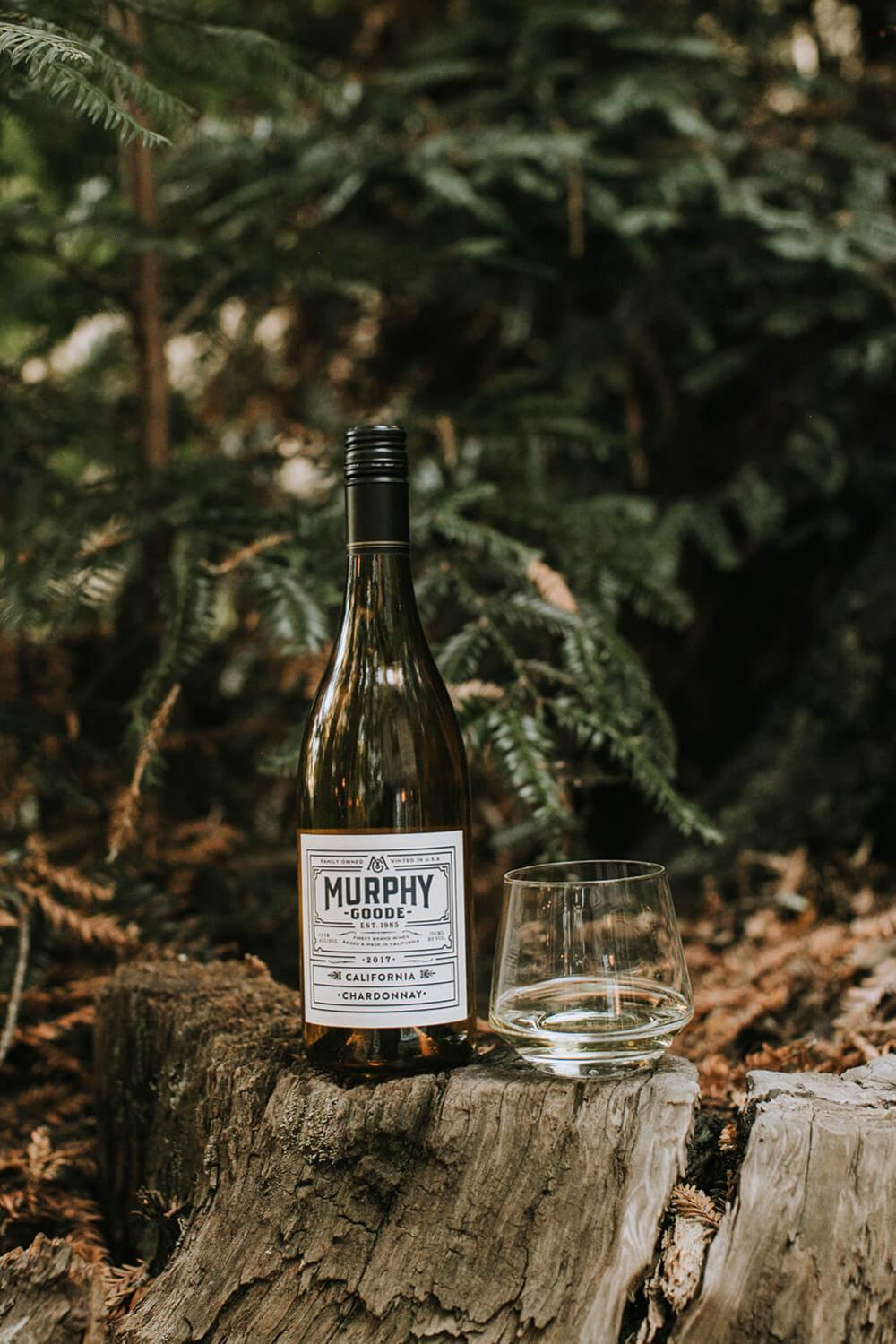 Murphy-Goode survival guide California Chardonnay